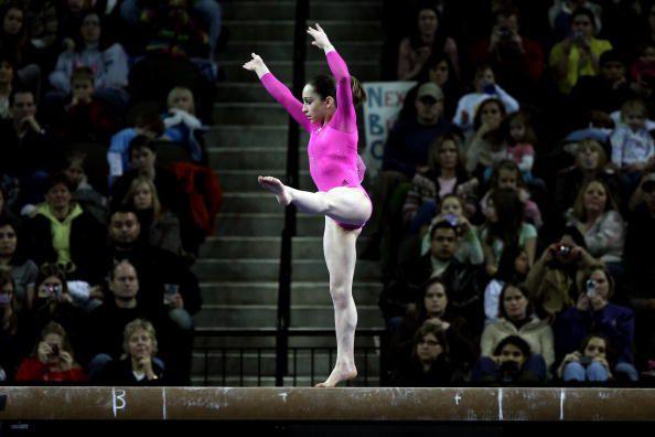 8 common balance beam skills