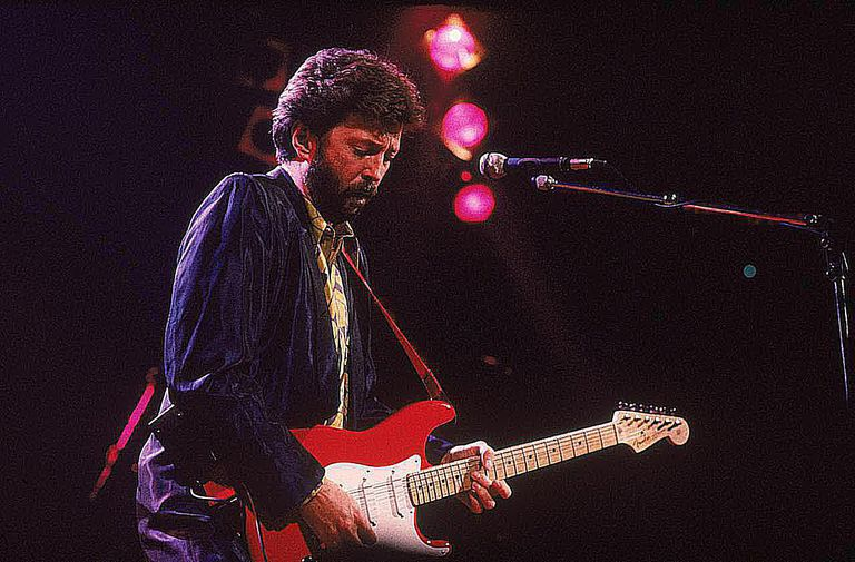 top eric clapton songs of the 39 80s. Black Bedroom Furniture Sets. Home Design Ideas