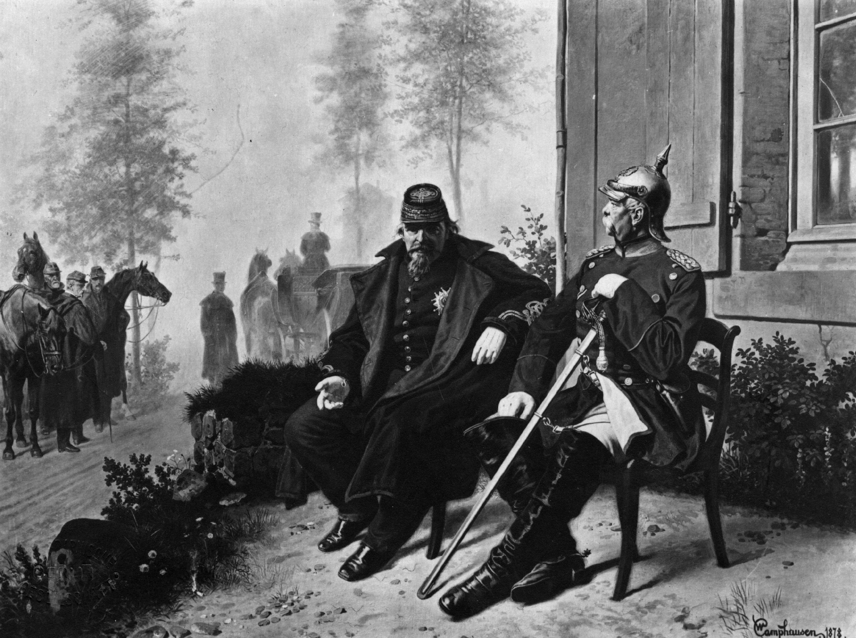 Napoleon And Bismarck