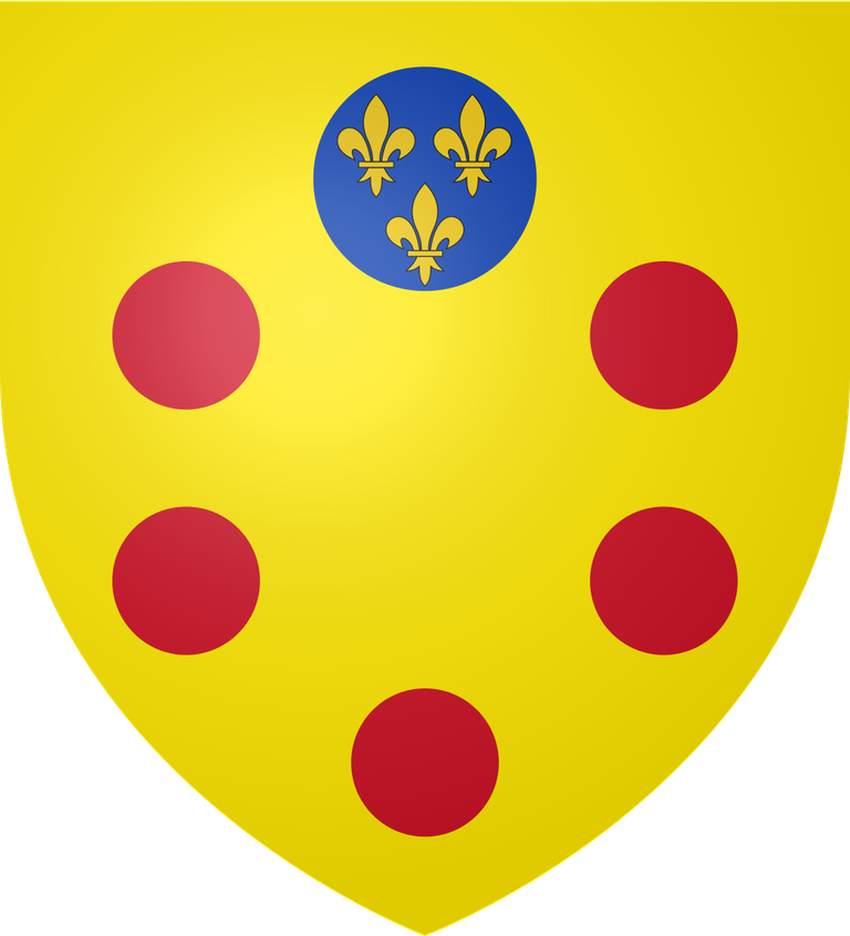 Coat of Arms of the Medici Family