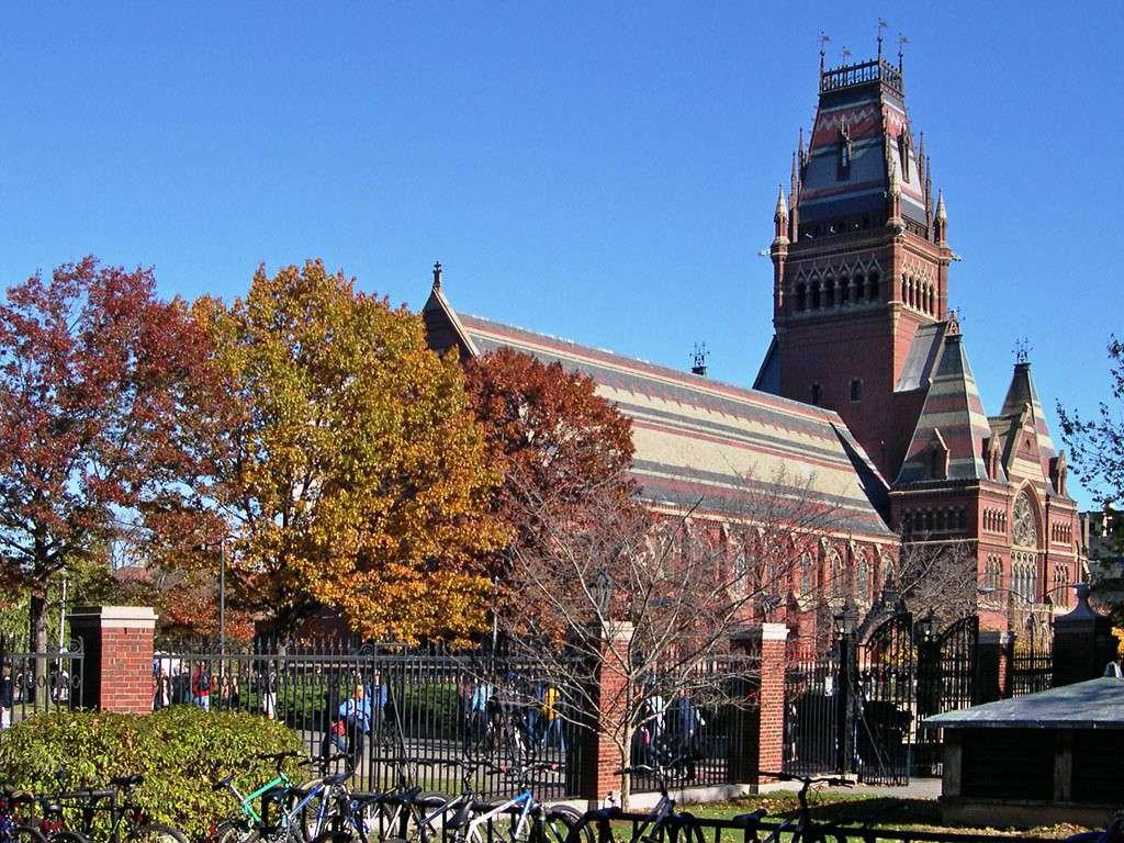 Annenberg Hall at Harvard University