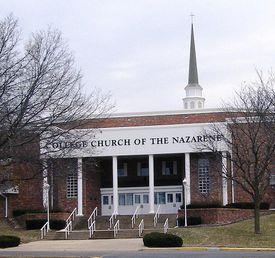 Chapel at MidAmerica Nazarene University