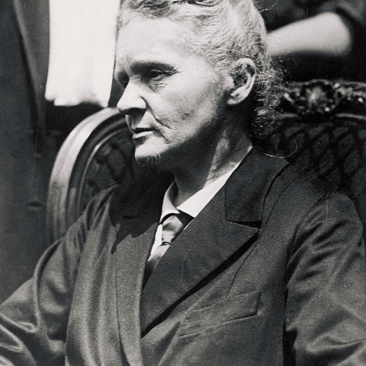 Marie Curie 1930