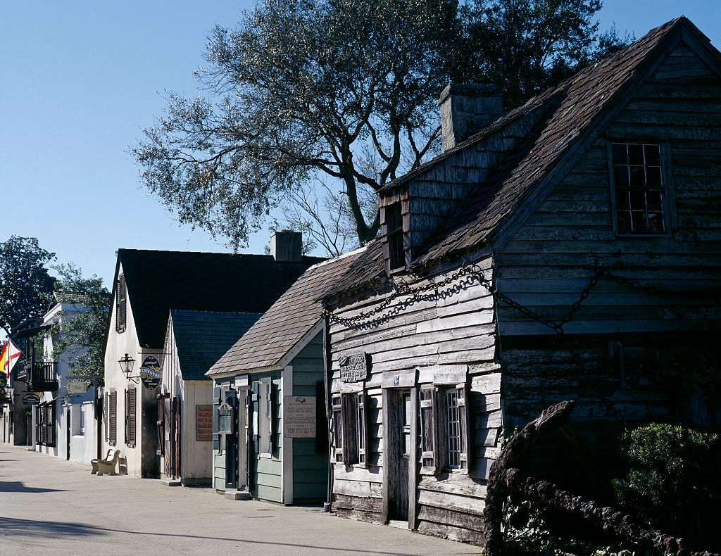 Oldest American Cities