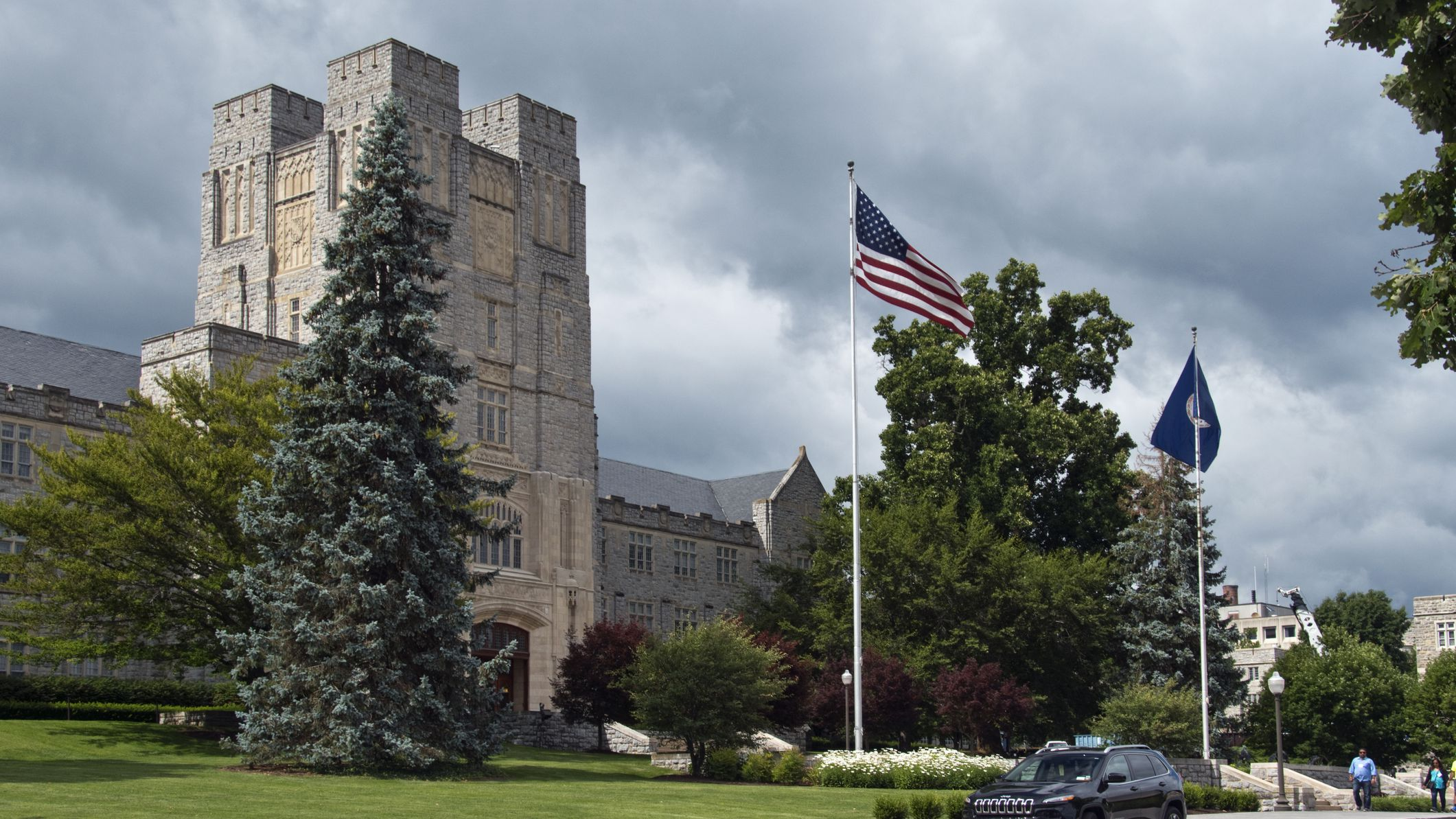 Virginia Tech Acceptance Rate Sat Act Scores Gpa