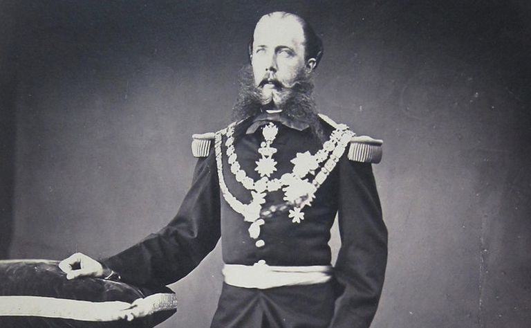 Emperor Don Maximiliano I of Mexico