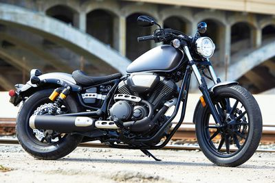 2014 Star Motorcycles Bolt R Spec Review