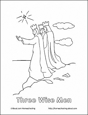 christmas nativity wordsearch