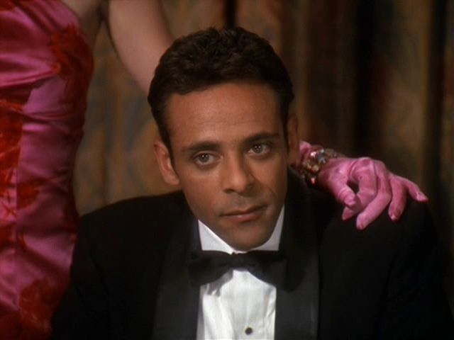 Julian Bashir as a secret agent