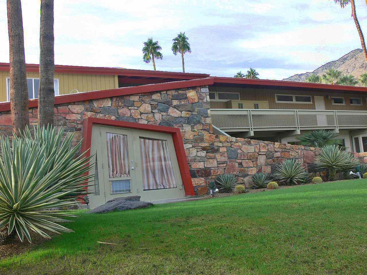 Το ξενοδοχείο Del Marcos στο Παλμ Σπρινγκς της Καλιφόρνια