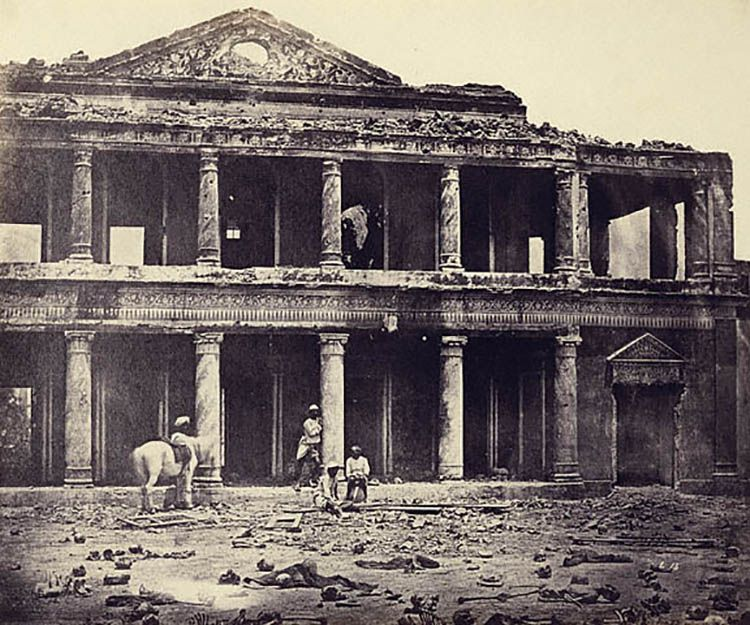 Siege of Lucknow, 1857
