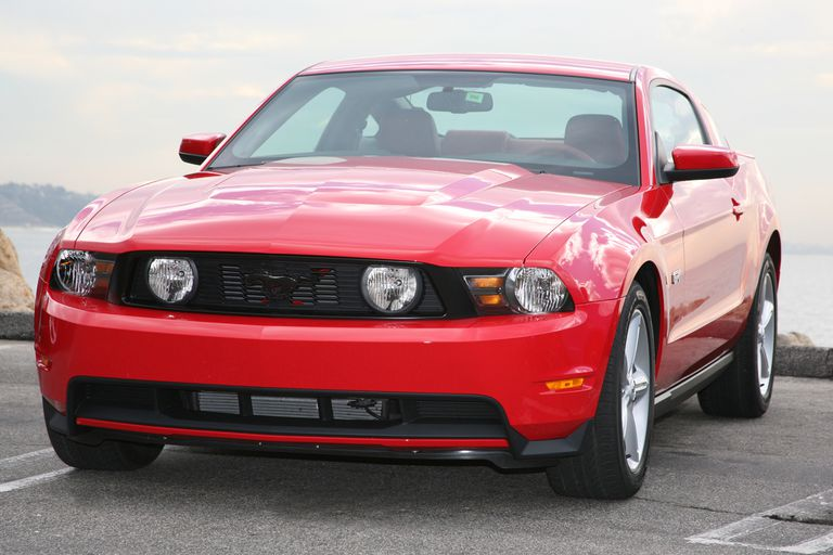2010 Ford Mustang GT Track Pack