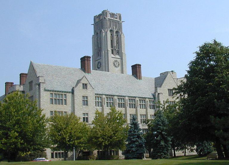 University of Toledo - University Hall
