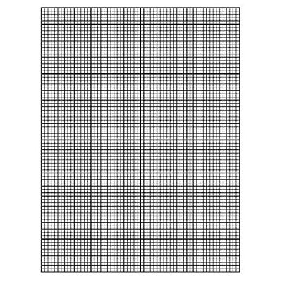Blank Graph Paper | Free Printable Math Charts Grids And Graph Paper Pdfs