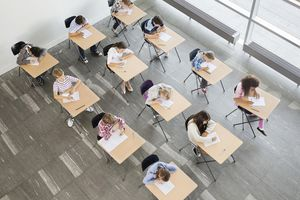 The season of state and national tests begins in spring, but the preparation is year round
