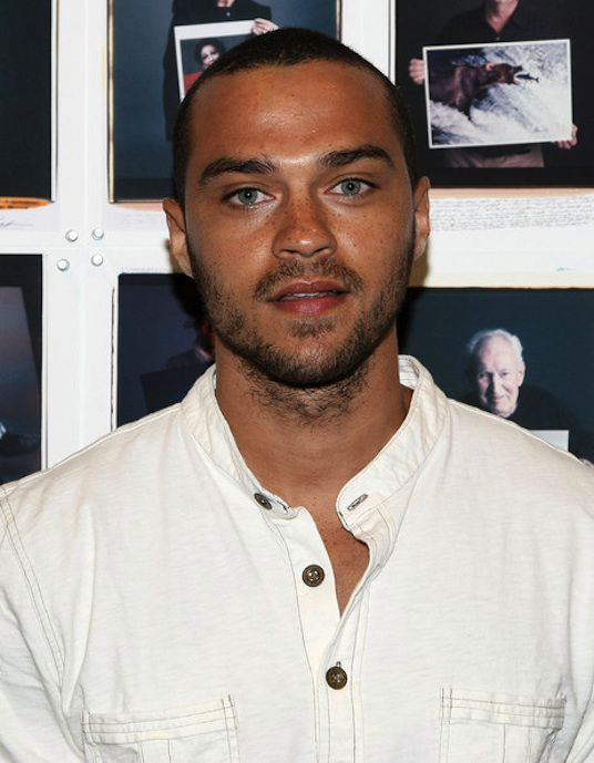 Actor Jesse Williams