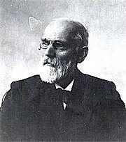 Johannes Diderik van der Waals (1837 - 1923)