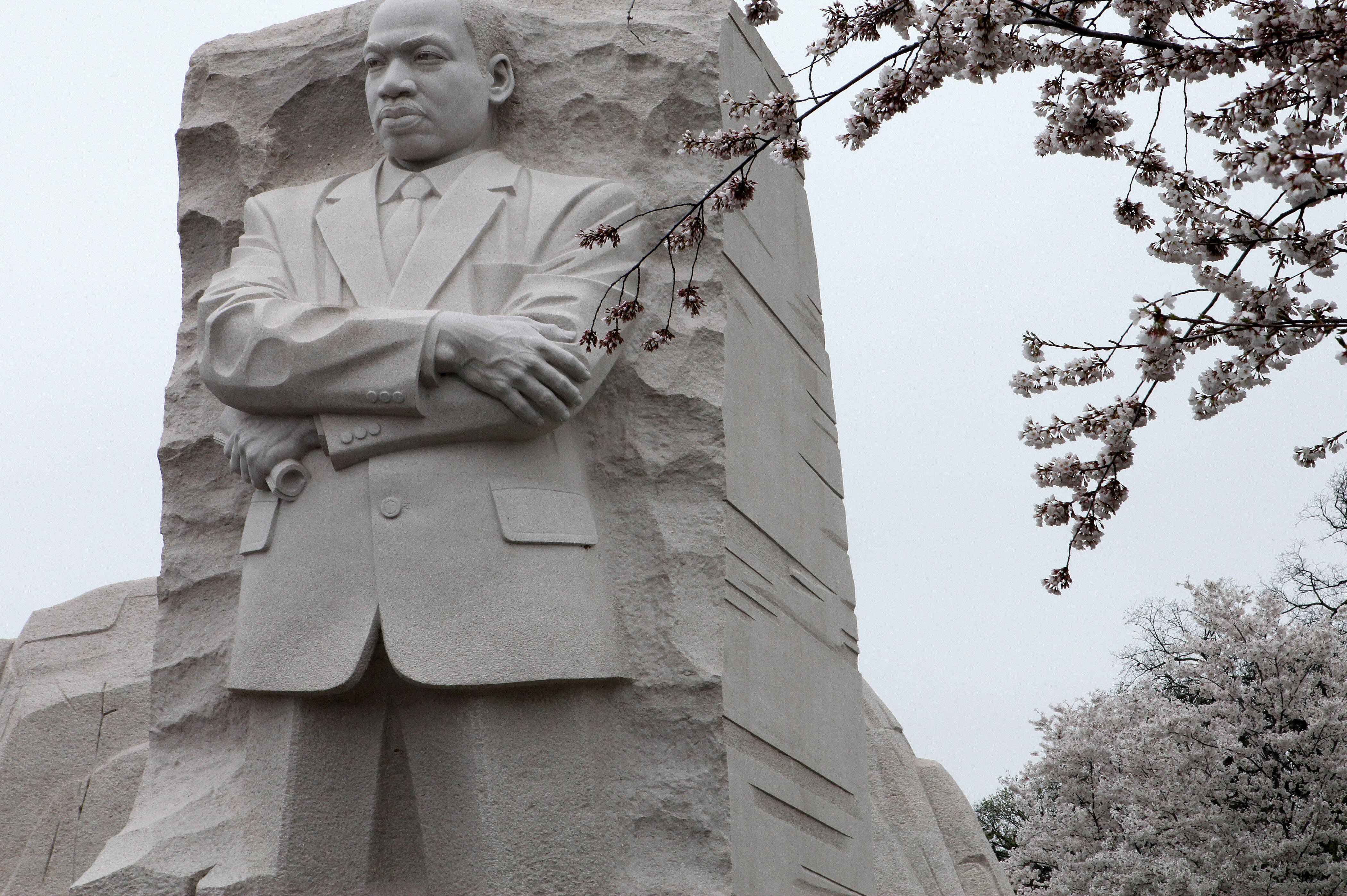 Martin Luther King, Jr. Memorial After the Fix