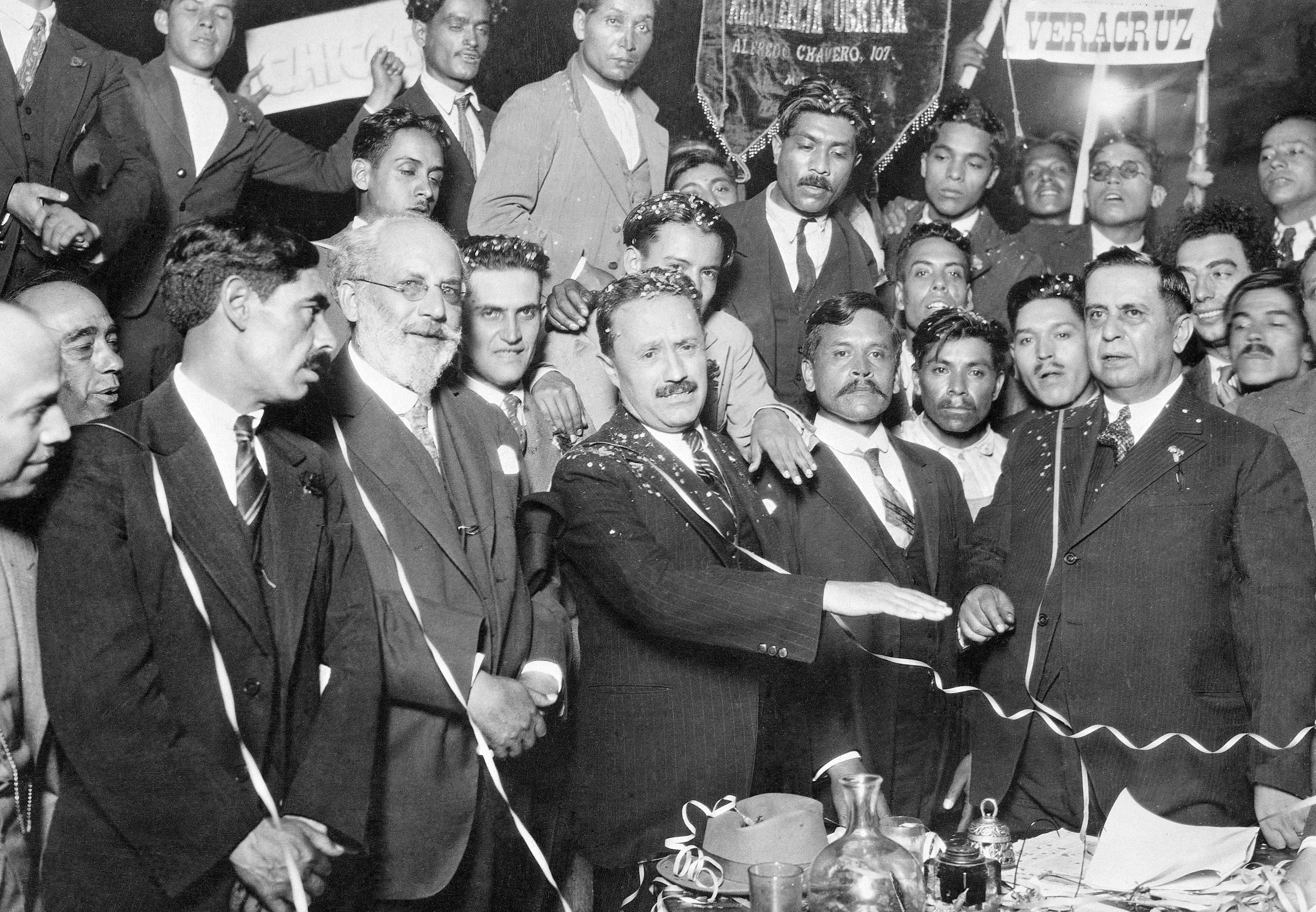 Jose Vasconcelos, 1929