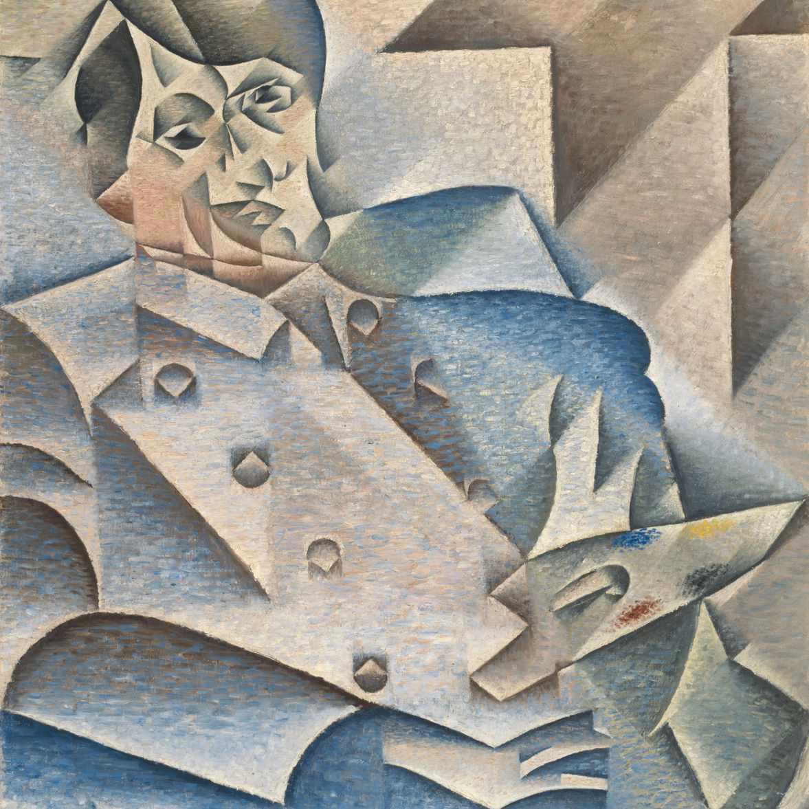 juan gris portrait pablo picasso