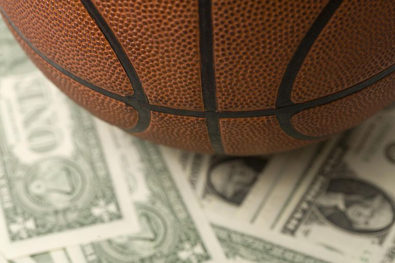 Basketball and money