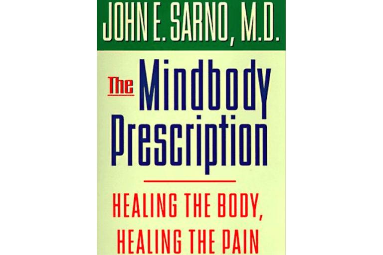 The Mindbody Prescription Bookcover