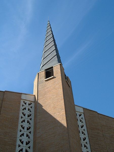 Walla Walla University Church Steeple