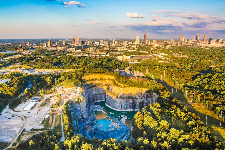 Bellwood Quarry, Atlanta