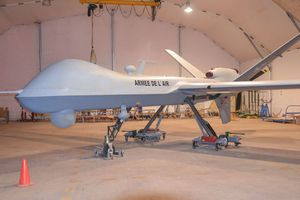 aircraft drone