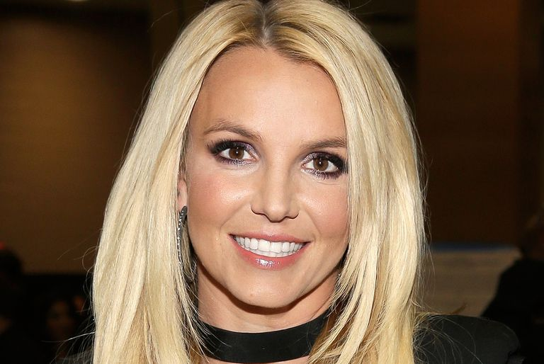 Portrait of Britney Spears