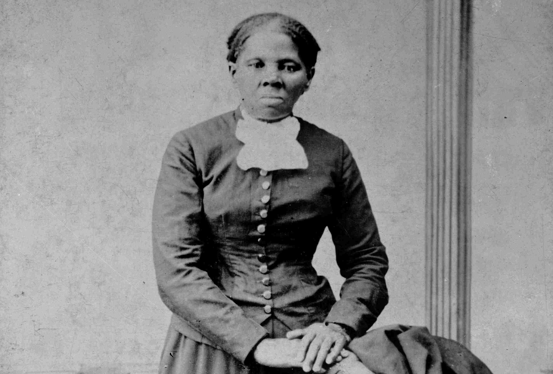 Φωτογραφικό πορτρέτο του Harriet Tubman