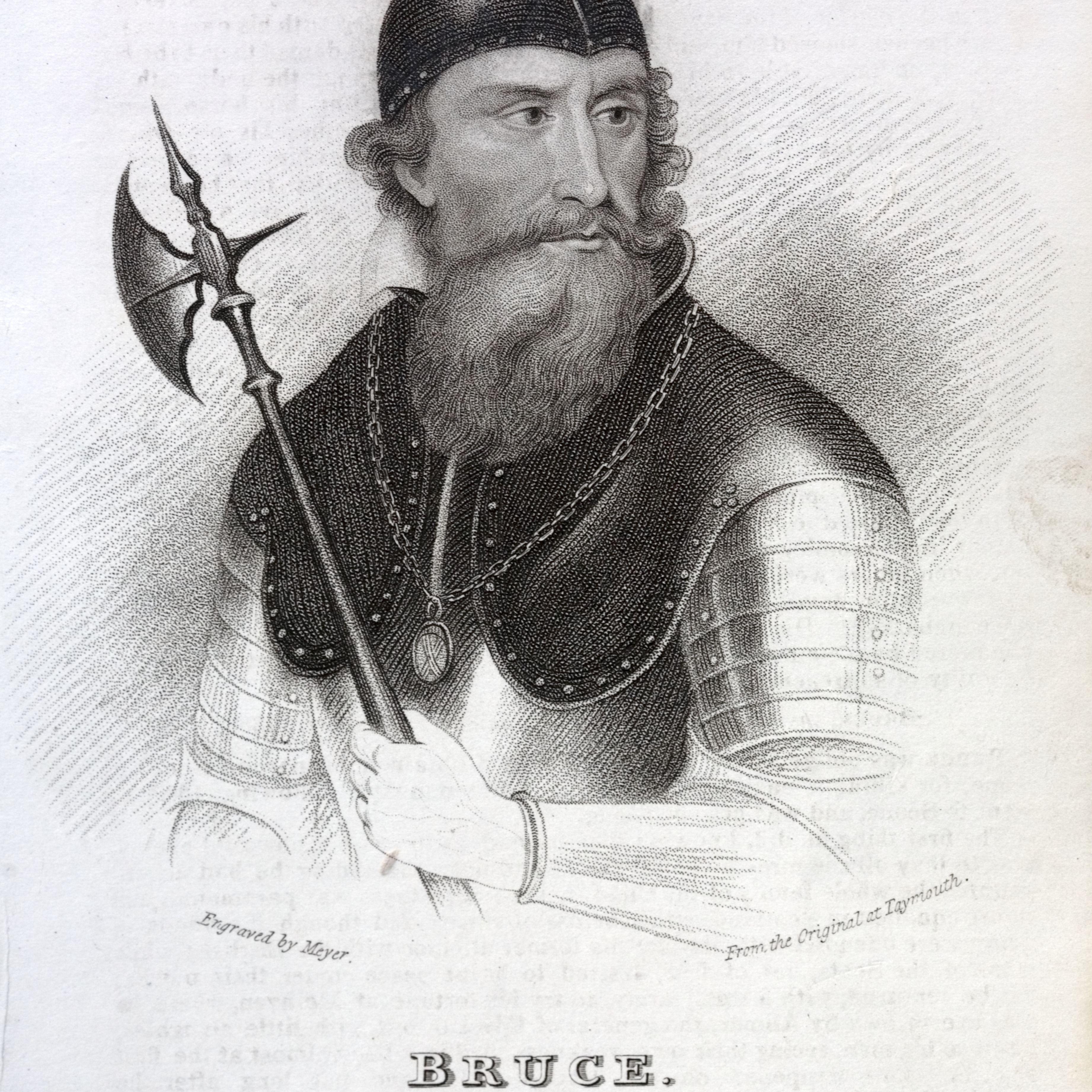 """Резултат с изображение за """"Робърт Брус става крал на Шотландия."""""""