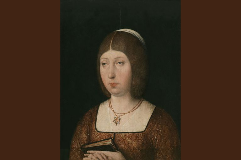 Portrait of Queen Isabella I of Castile