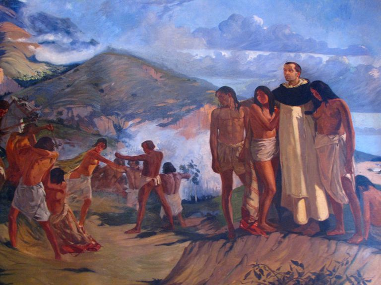 Fray Bartolome de Las Casas