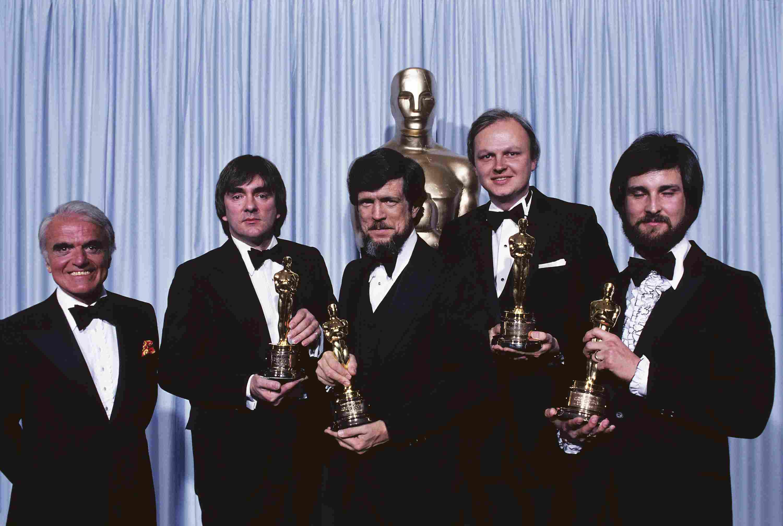 Star Wars' 10 Oscar Wins