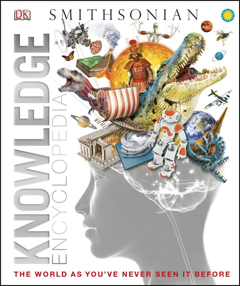 Knowledge Encyclopedia - Book Cover