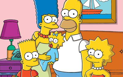 turn yourself into a simpson
