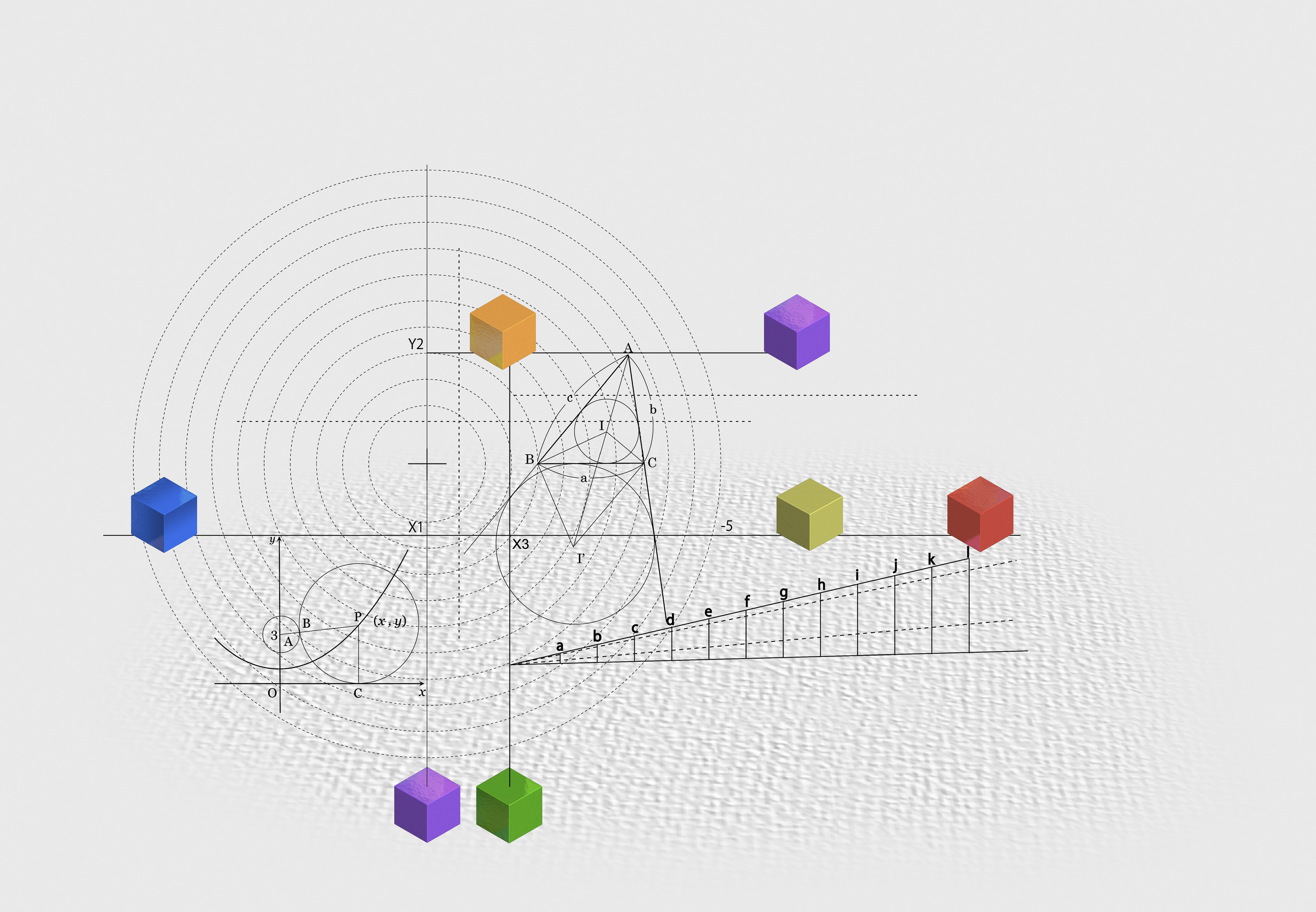 The Etymology of Geometry Terms