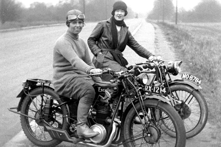 essential elements to consider before swapping motorcycle engines Kawasaki FH430V Engine two english women on excelsior motorcycles in england 1928