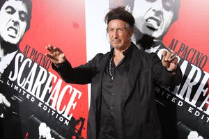 'Scarface' Blu-Ray DVD Release Party - Arrivals