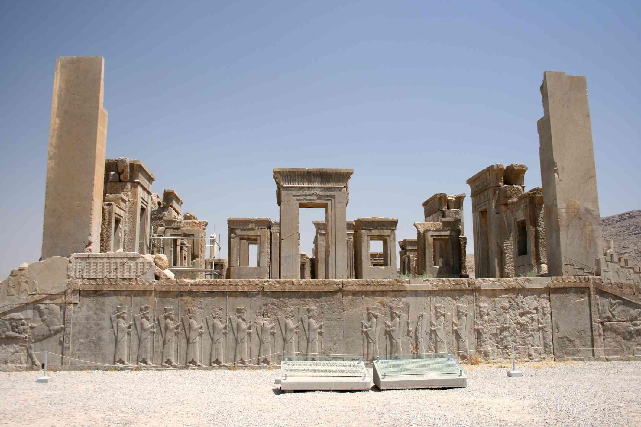 Palace of Xerxes, Persepolis