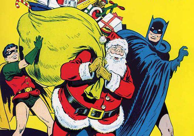 dc comics - Dc Christmas