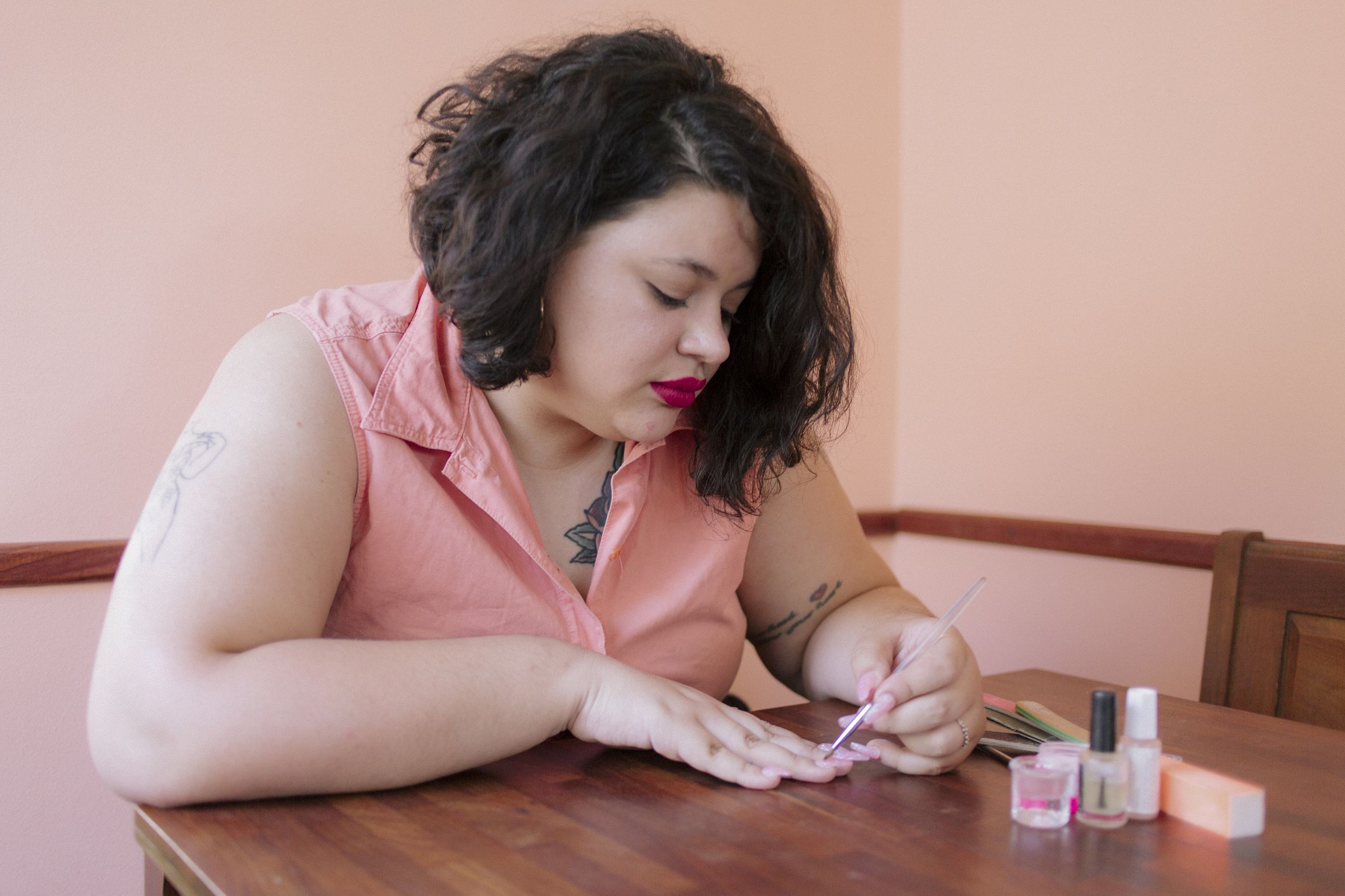 How to Dry Nails Fast Using Science