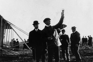 Orvile And Wilbur Wright