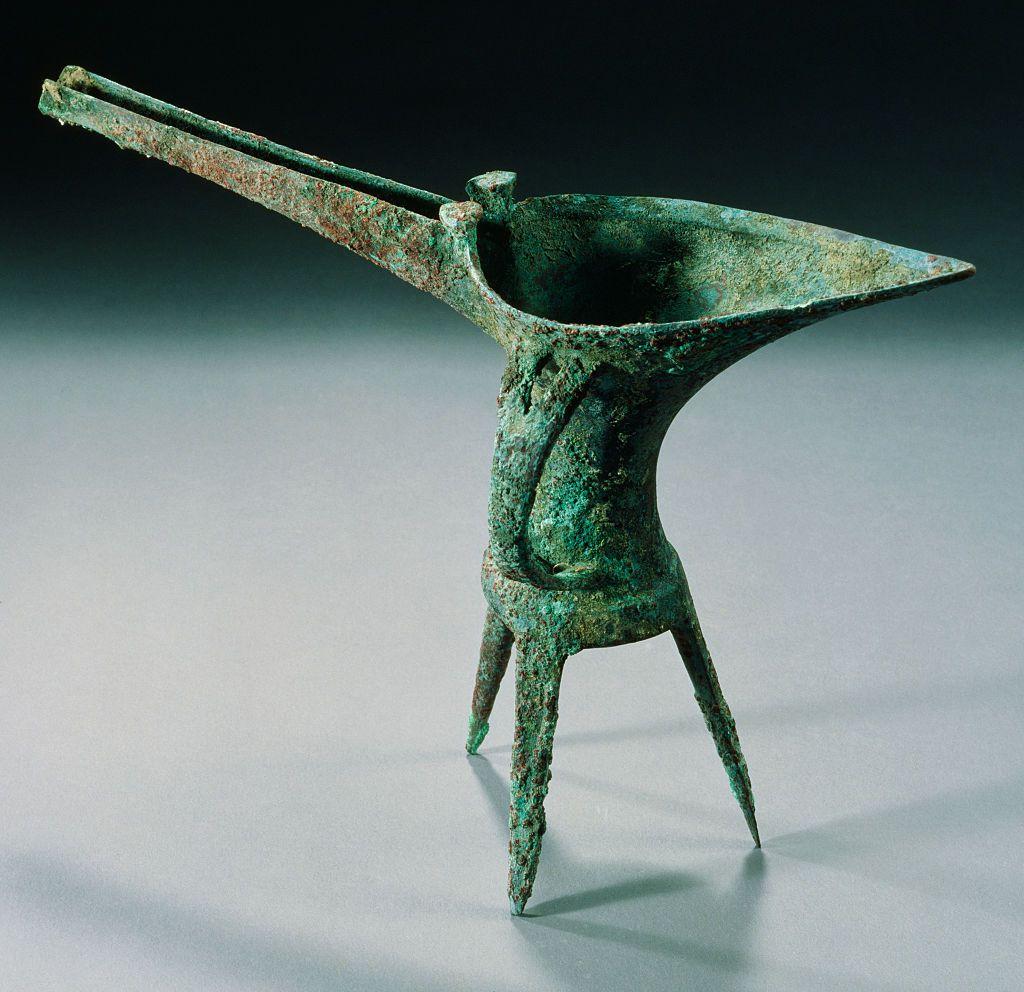 Xia Dynasty Bronze Jue