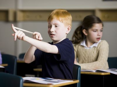 how to manage misbehavior in the classroom
