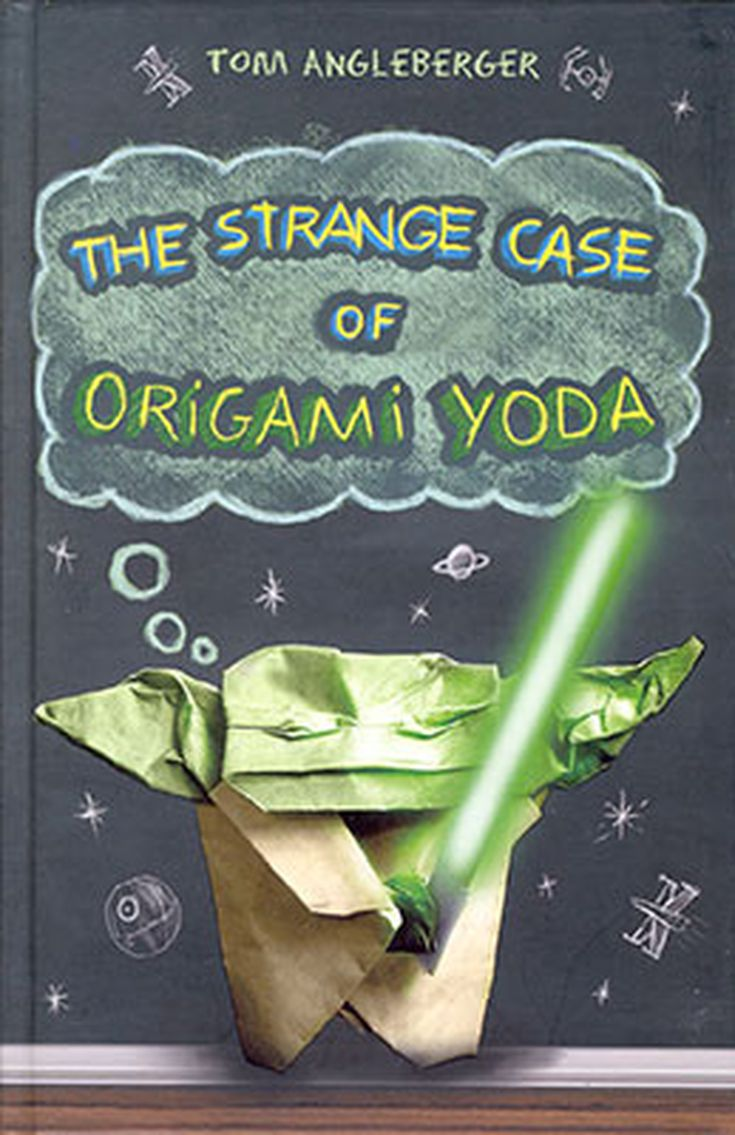 The Strange Case Of Origami Yoda Book Review