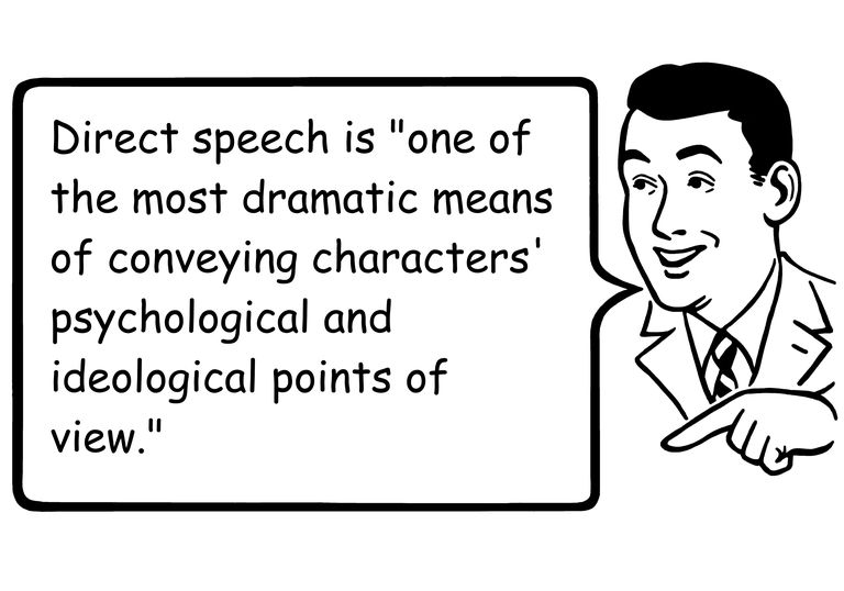 Direct speech