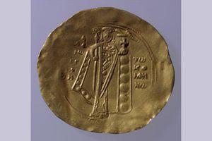 Hyperpyron of Alexius I Comnenus