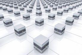 Computer Network illustration